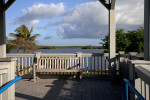 Patio at Biscayne National Park