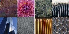 Patterns, Textures, & Colors photographs