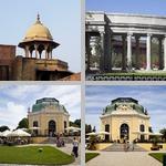 Pavilions photographs