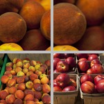 Peaches photographs