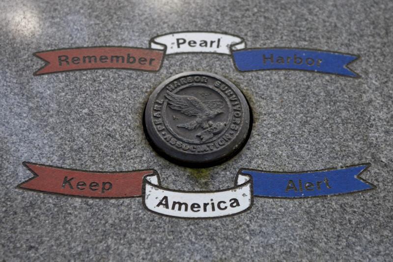 Pearl Harbor Survivor's Association Seal