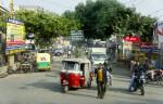 Pedestrians in the Street