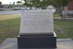 Pentagon Memorial Stone