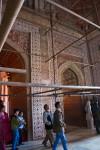 People Walking Inside Jami Masjid