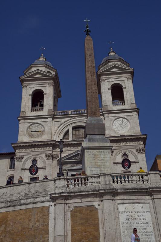 Piazza della Trinita' dei Monti