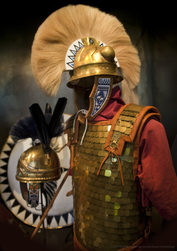 Piceno Warrior Garb