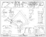 Plan of Entrance Protection for Castillo de San Marcos, 1936