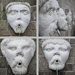 Plaster Sculpture photographs