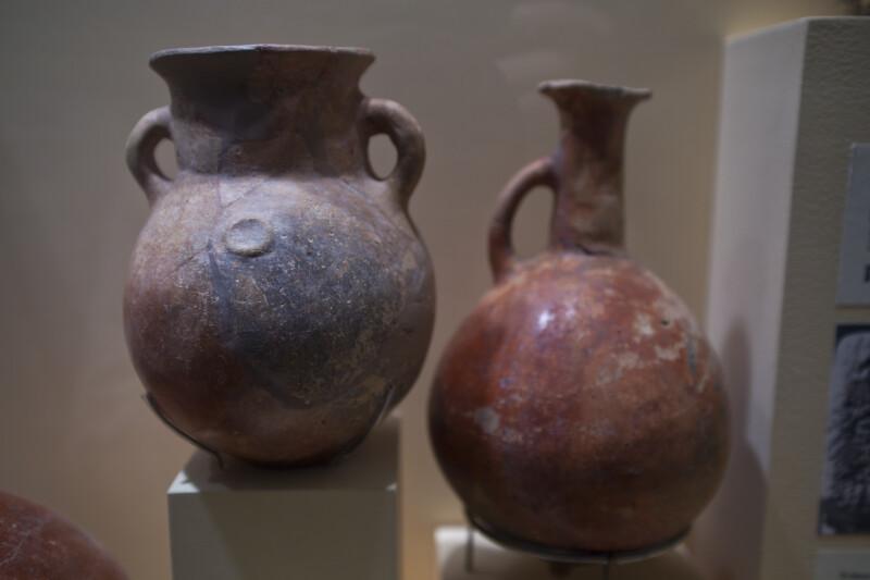 Polished Vases