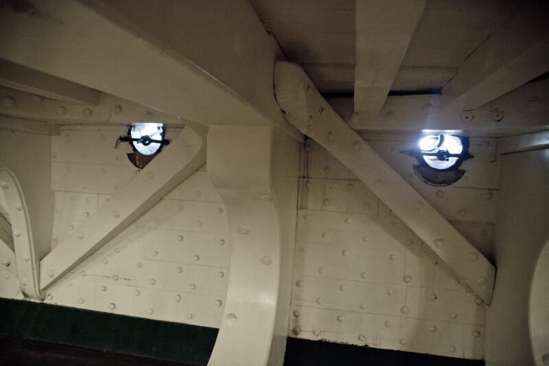 Portholes, Braces, and Standard Knees