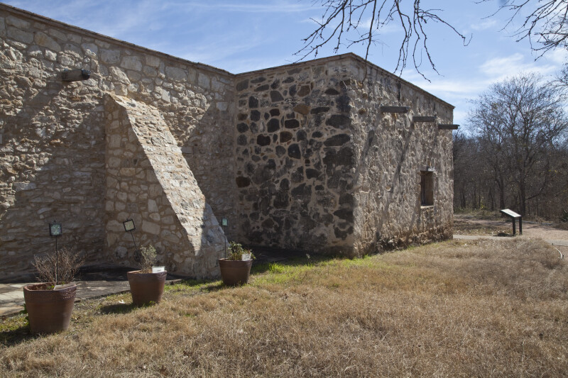 Portion of Gatehouse