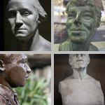 Portrait Bust Sculpture photographs