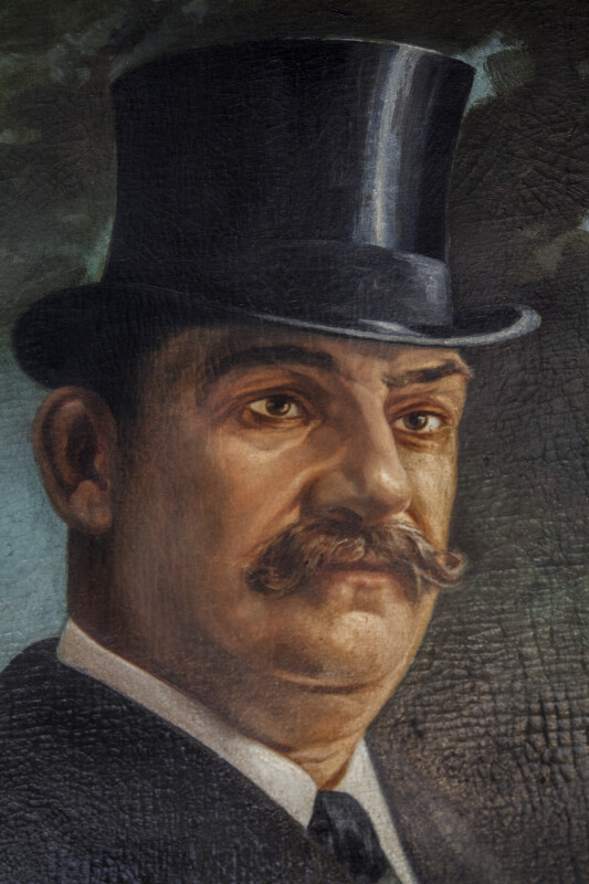 Portrait of Luis Muñoz Rivera