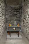 Powder Room at Castillo de San Marcos