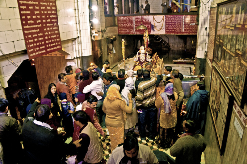 Prayer in the Temple