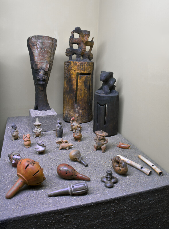 Pre-Columbian Musical Instruments