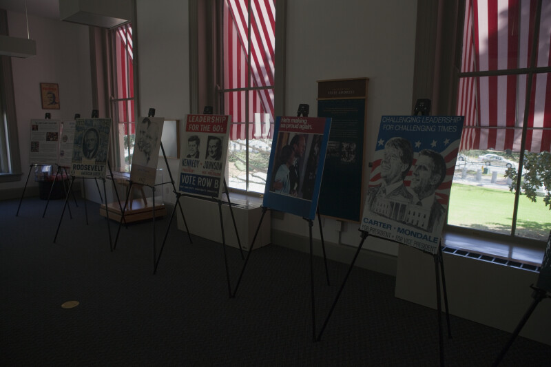 Presidential Political Posters