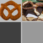 Pretzels photographs