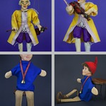 Puppetry photographs