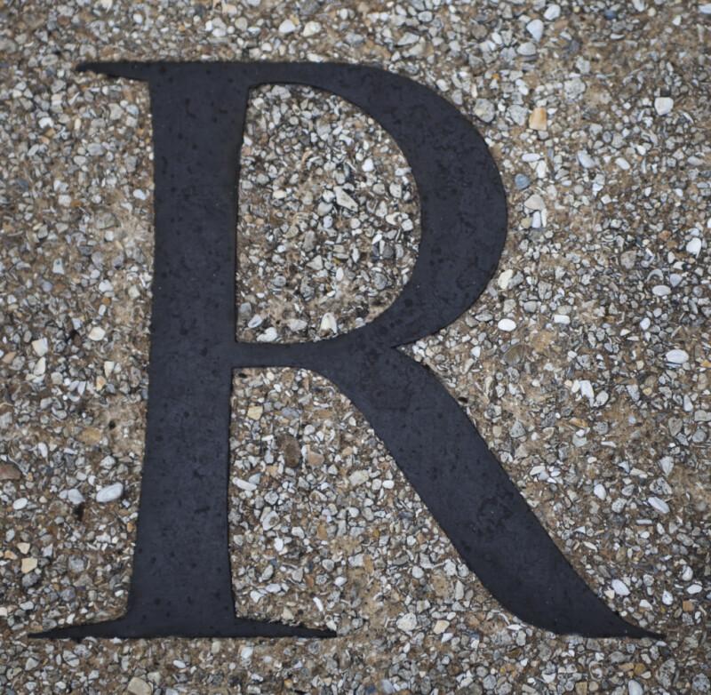 R, Capital