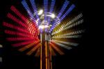 Radial Light Pattern