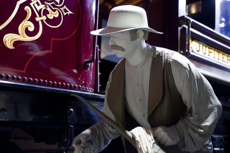 Railroad Repairman