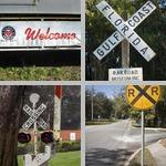 Railroad Signs & Signals photographs