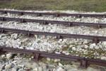 Railroad Tracks at the Summit Level