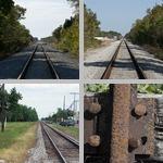 Railroad Tracks photographs