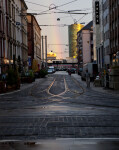 Rainbow in Frankfurt