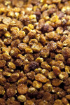 Raisins at the Spice Bazaar in Istanbul, Turkey