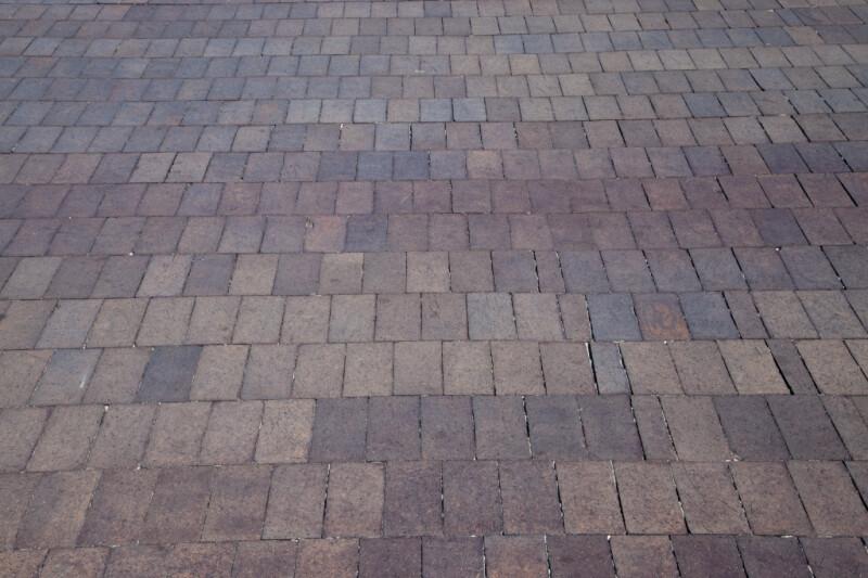 Rectangular Block Pavement