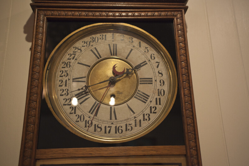 """Regulator"" Clock"