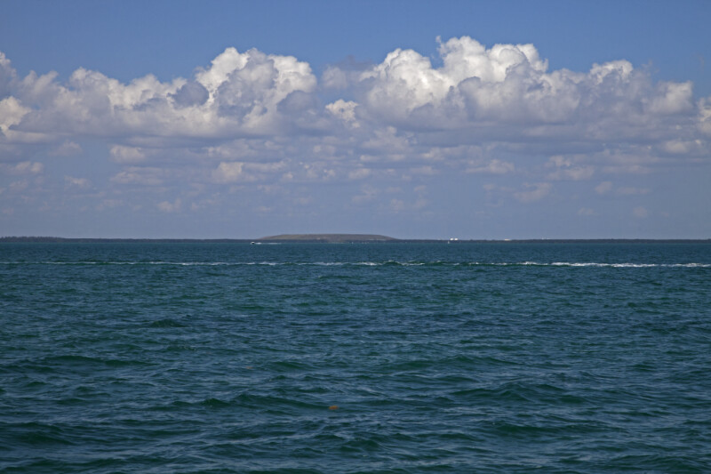 Relatively Calm Water