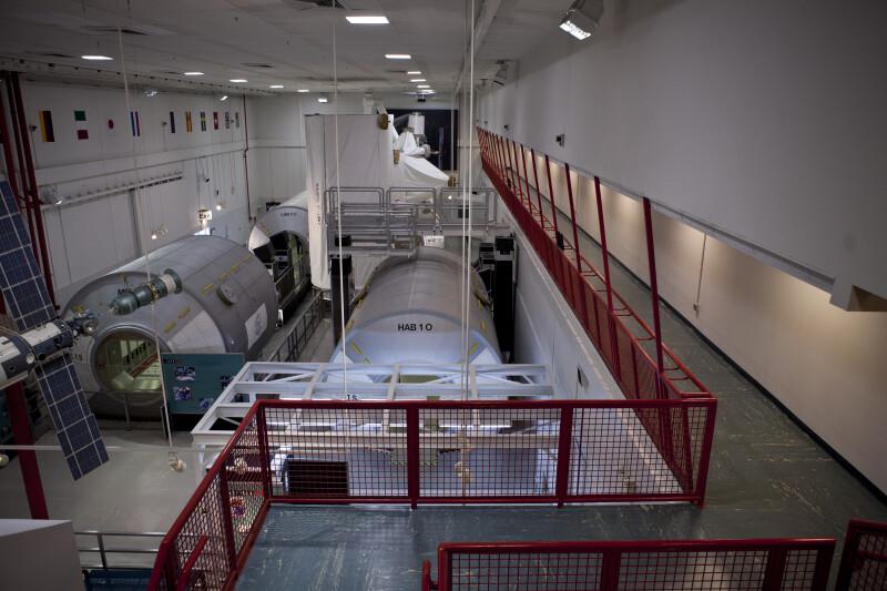 Replica ISS Modules