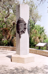 Replica of Ribault Monument