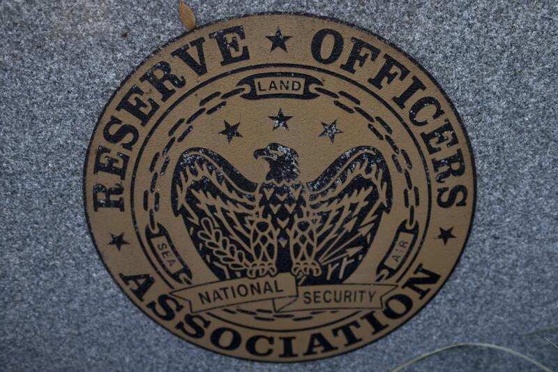 Reserve Officers Association Seal