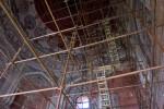 Restoration Work Inside the Jami Masjid