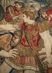 Resurrection Tapestry, Four Guards