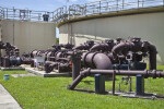 Return Activated Sludge Pipes