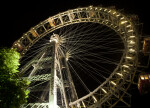 Riesenrad at Night