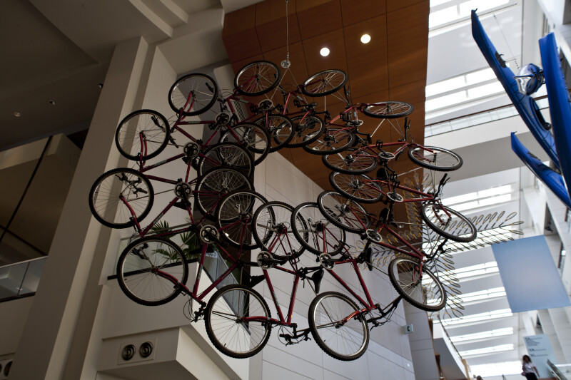 Ring of Bicycles