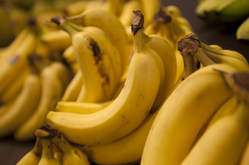 Ripe Bananas