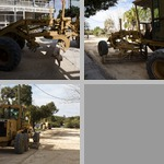 Road Construction photographs