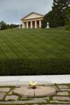 Robert E Lee House and Eternal Flame