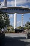 Rocket Garden Entrance