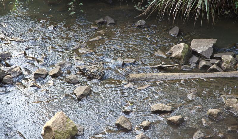 Rocks in South Creek
