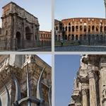 Roman Architecture photographs