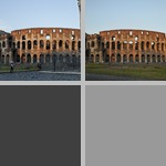 Roman Colosseum photographs