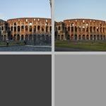 Roman Colosseum photographs